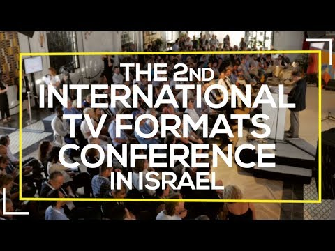21see: The 2nd International TV Formats Conference In Israel