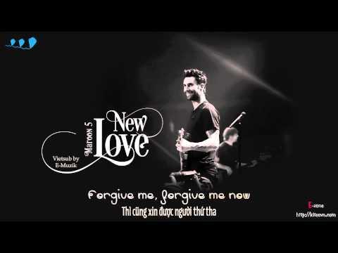 [Lyrics + Vietsub] New Love - Maroon 5 {Track #8} ~ Kitesvn Com
