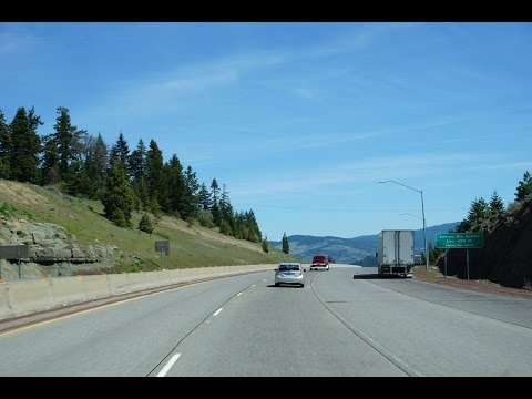 2K16 (EP 5) Interstate 5 North Over Siskiyou Summit