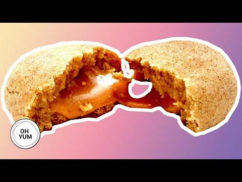 Anna Bakes Caramel Lava Cookies! | Anna Olson Archives