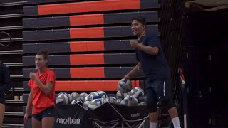 Illini Volleyball | Technique Tuesday with Assistant Coach Alfred Reft