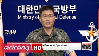 Scientific probe concludes recent drone was sent from North Korea