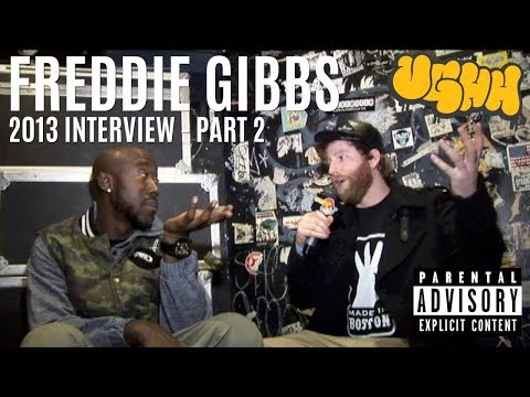 Freddie Gibbs - Fuck The Police, Groupies, Weed, Syrup, & Studio w/ Madlib