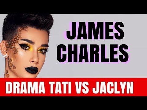JAMES CHARLES X MORPHE REVIEWS BY TATI WESTBROOK & JACLYN HILL THE TRUTH thumbnail