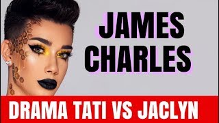 JAMES CHARLES X MORPHE REVIEWS BY TATI WESTBROOK & JACLYN HILL THE TRUTH