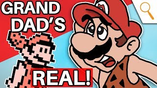 7 Grand Dad is CANON? (Super Mario Bros)