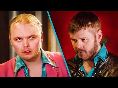 Leif & Billy avsnitt 5 - Leif kör standup