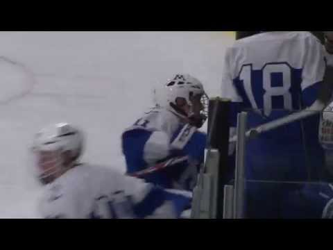 Minnetonka Varsity Hockey vs Holy Family   dec 20, 2014  Pagel