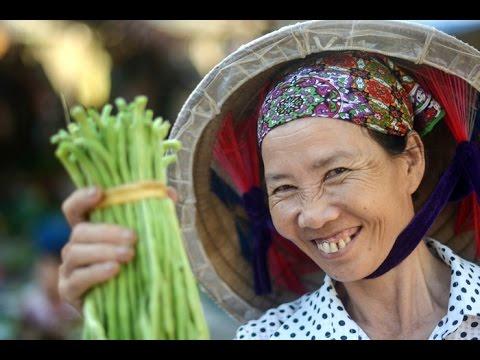Feeding Hanoi - English version