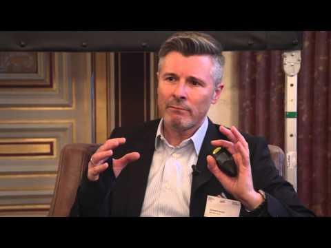 """Mag. Gerhard Zeiner - Innovation und Agilität in einem """"Corporate Giant"""""""
