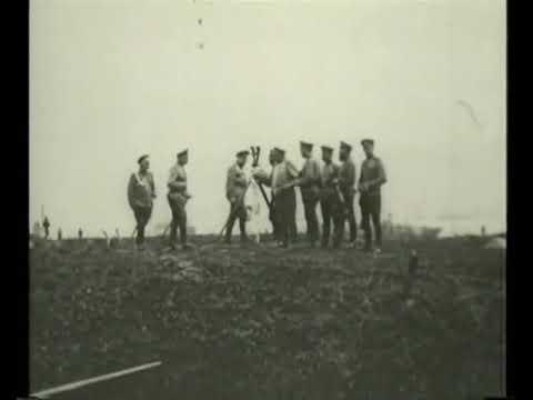 Штурм и взятие Эрзерума 1916 год