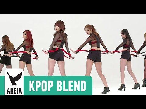 [KPOP MASHUP MV] Girl's Day x U-Kiss - Still Expecting | Areia Kpop Blend #1B