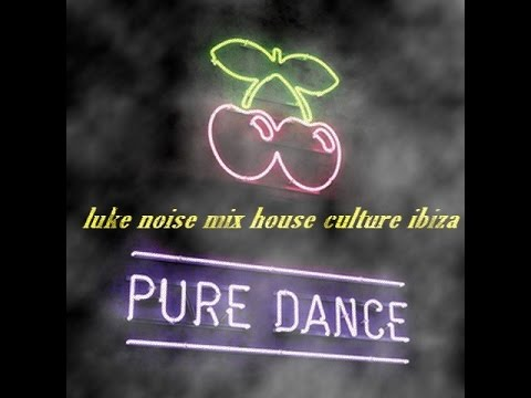 mix  house culture Ibiza vol.1  DJ  Luke noise  agoric groove 2015