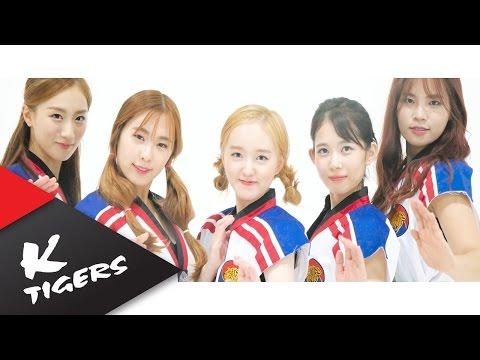 [M/V] K-Tigers _ Neck Slice (Dance ver.)