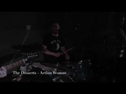 The Desserts - Action Woman