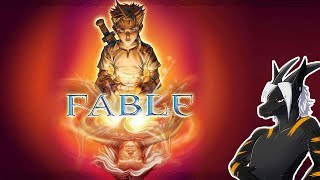Fable The Lost Chapters → #1 Uma infância turbulenta