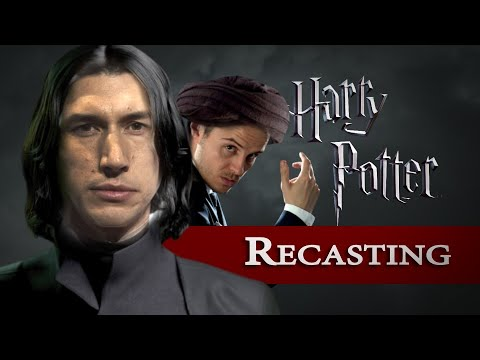 Recasting Harry Potter for Today - Part 1 - Philosopher's Stone