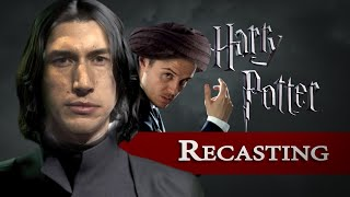Recasting Harry Potter for Today - FanCast