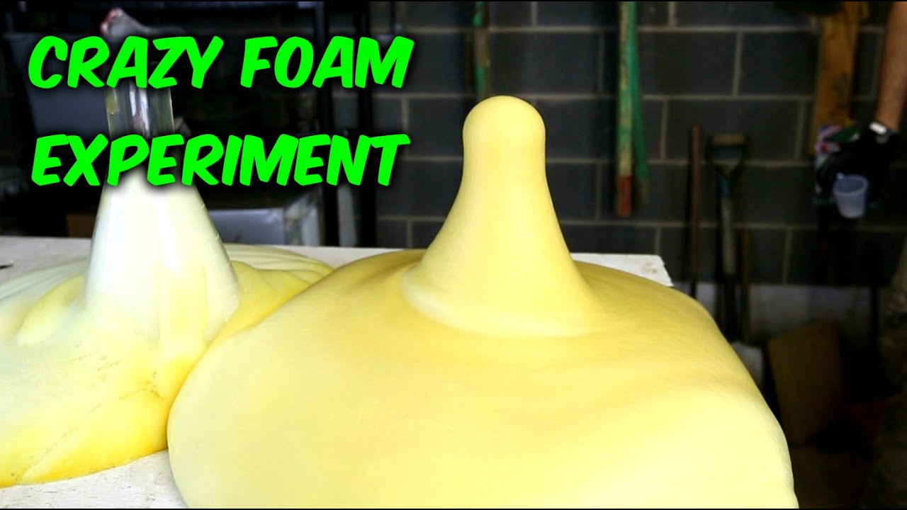 Elephant's Toothpaste - Science Experiment - YouTube