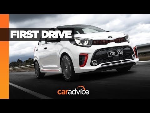 2019 Kia Picanto GT Review: First Australian Drive