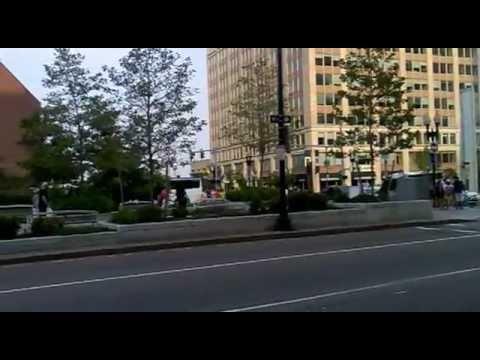Boston - John F Fitzgerald Surface Rd