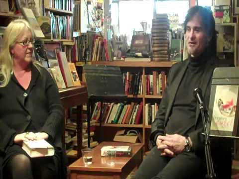 Alan Kaufman w/Brenda Knight [3 of 3] « Drunken Angel