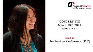 #SIGMAORIONIS Digital Concert Season 2020/21 concert VIII #LizaLim (concert/interview/tip)