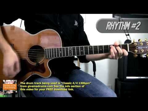 Keep On Moving - Five - Acoustic Guitar Cover - How To Play Example