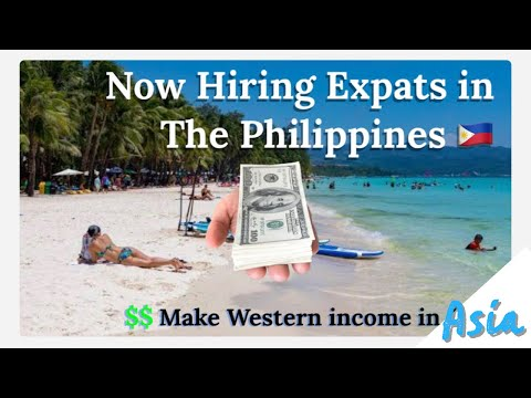 Job Opportunity in the Philippines
