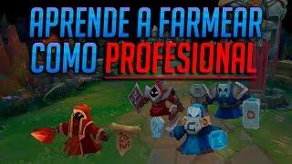 Aprende a farmear como PROFESIONAL