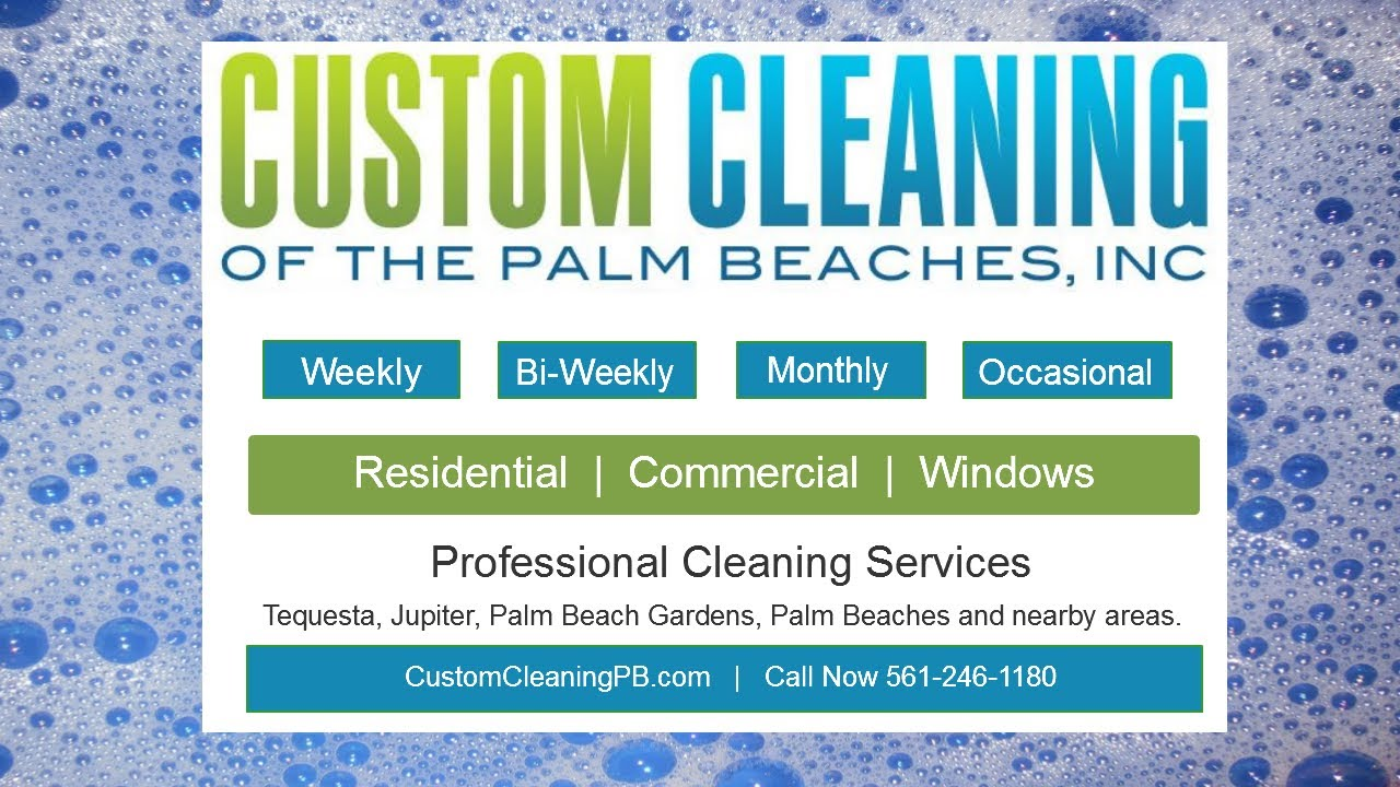 House Cleaning Services Palm Beach Gardens - Maid Service House ...