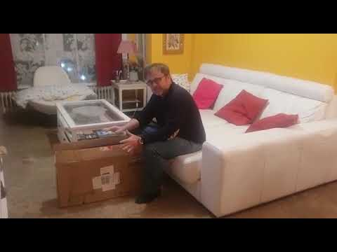 Unboxing Scooter HX X6