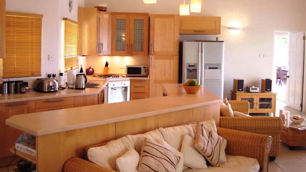 Keuken in woonkamer - YouTube