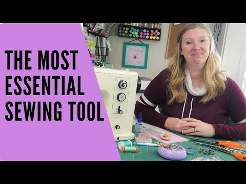 Most Essential Sewing Tools For Beginners