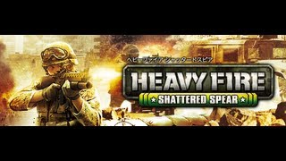 Heavy Fire: Shattered Spear Gameplay [ PC HD ]