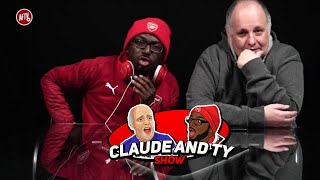 Are Arsenal Fans Getting Carried Away? | Claude & Ty Show