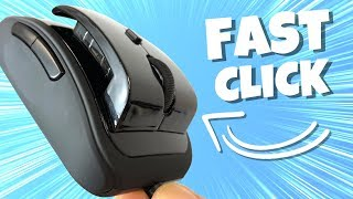 Rabbit Mouse Lets You FAST Click Without Your Fingertips Moving, We Try It in Fortnite and CS:GO