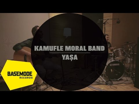 Kamufle Moral Band - Yaşa | Studio Session | Video