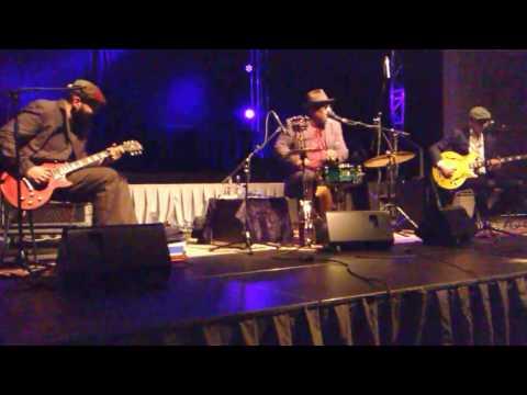 Big Daddy Wilson Texas Boogie Schungfabrik Tétange 01 12 16
