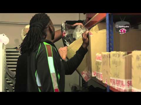A day in the life: Dennis Harding - Harlequins kitman
