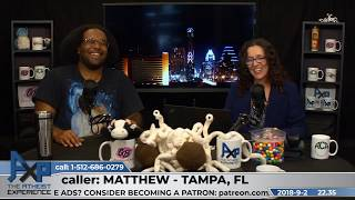 Jesus Was Not a Legend | Matthew - Tampa, FL | Atheist Experience 22.35