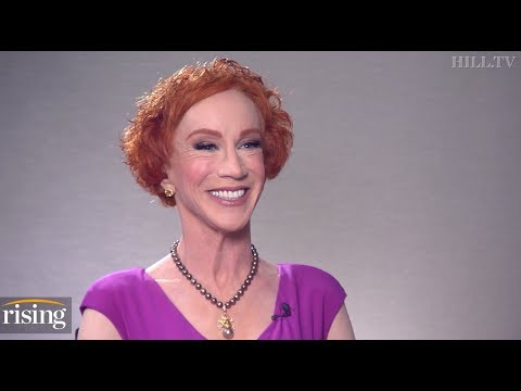 Kathy Griffin discusses Trump severed head controversy