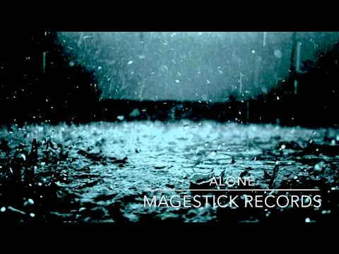 ALONE - Deep Soulful Piano Rap Instrumental [prod. by Magestick Records]