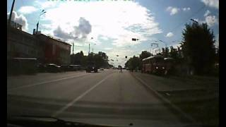дура через дорогу.wmv