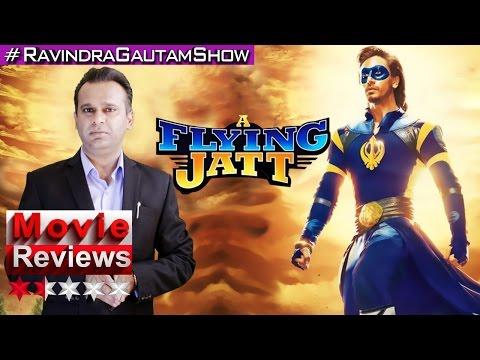 A Flying Jatt | Movie Review | Ravindra Gautam Show