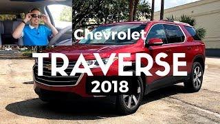 Chevrolet Traverse 2018 Prueba en español