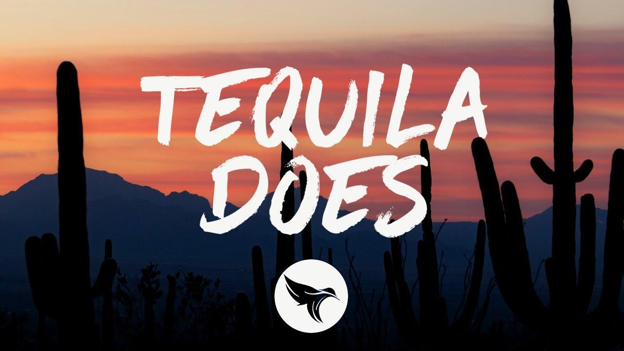 Miranda Lambert - Tequila Does (Lyrics)