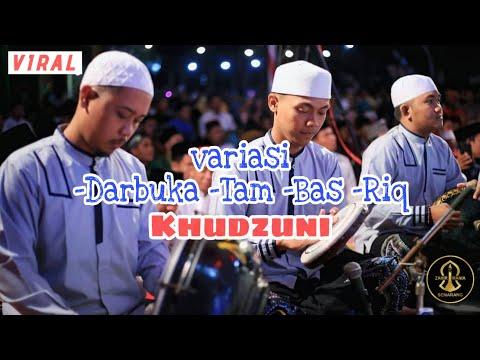 Wao Variasi Darbuka Riq Tam Bas Prak Qosidah Khudzuni Azzahir