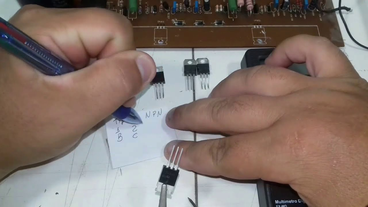 maxresdefault Datasheet Transistor Pnp Npn on array ic, cct diagram amplifier constructed, presentation voltage using,