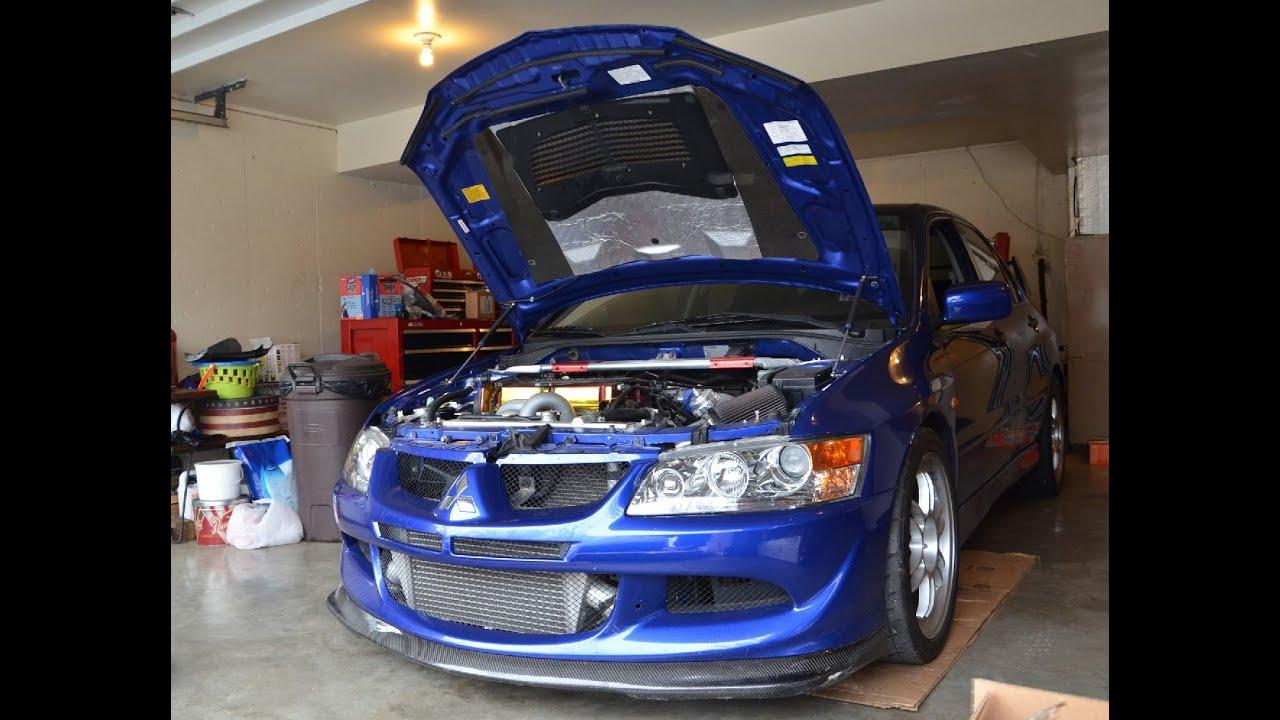 Blue Evo Mr 6